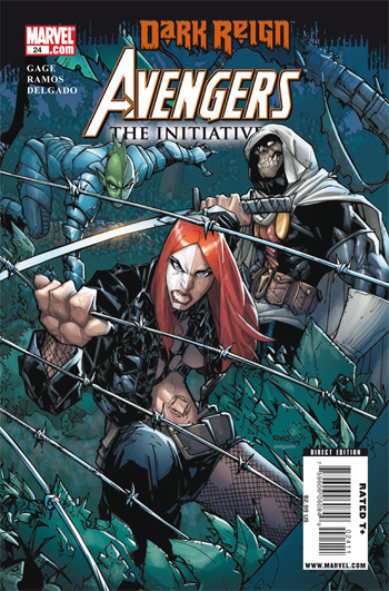 Avengers Initiative #24