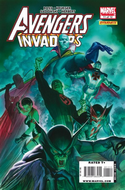 Avengers/Invaders #11