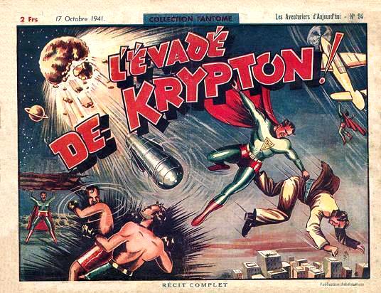 L'Evadé de Krypton