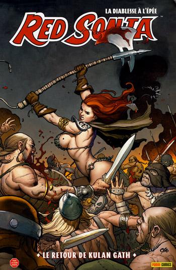 Red Sonja - Le Retour de Kulan Gath