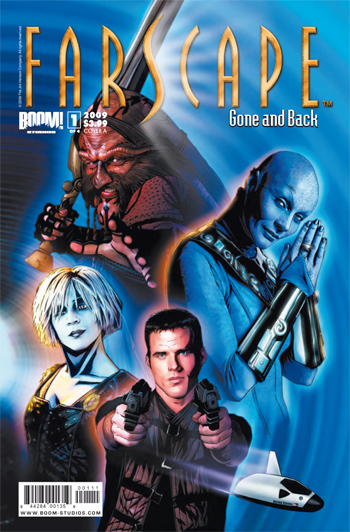 Farscape: Gone And Back #1