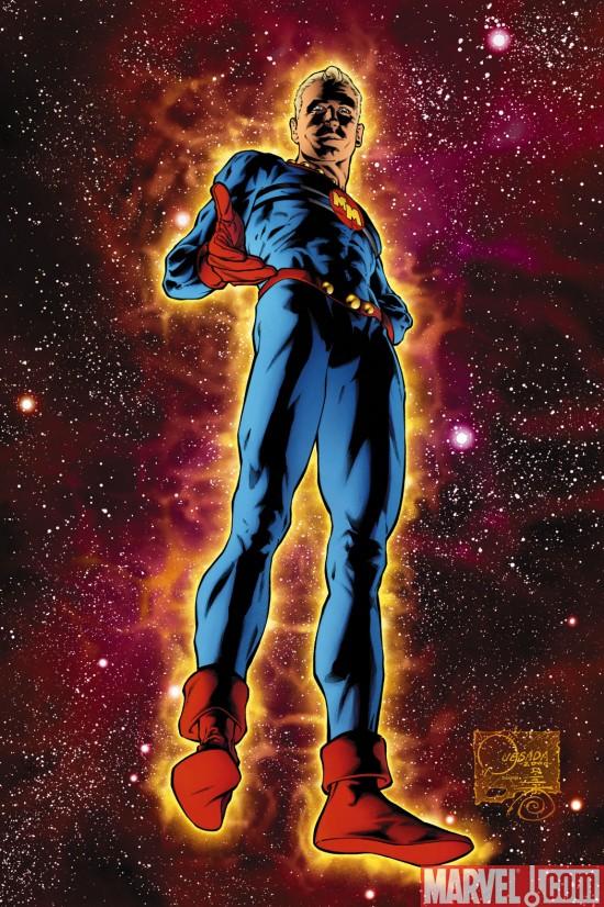 Marvelman By JoeQuesada