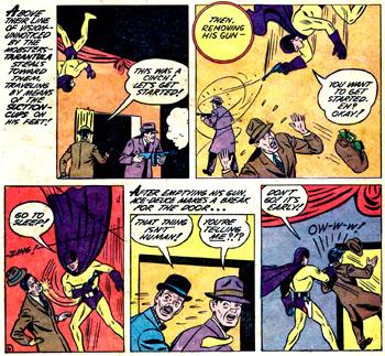 """Tarantula joue les """"monte-en-l'air"""" plus de 20 ans avant Peter Parker..."""