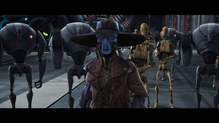 New Season of Star Wars: The Clone Wars™ @ Cartoon Network