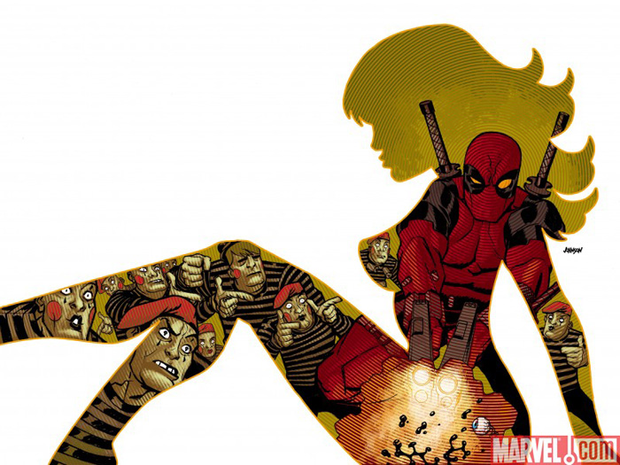 Deadpool #900 Is Here!