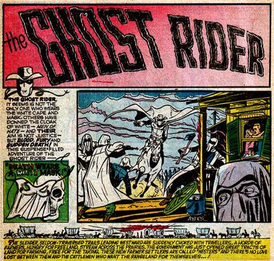 Ghost Rider contre le KKK...