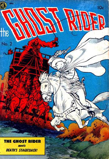 Ghost Rider vol.1 #2 (1950)