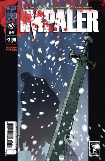 Avant-Première VO: Review Impaler #4