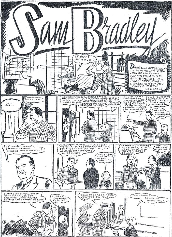 Sam Bradley page 1