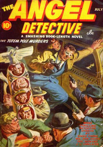 L'Angel Detective, alias Gabriel Wilde...