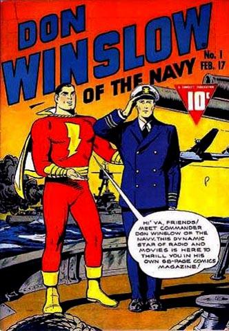 Don Winslow Comics
