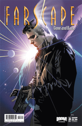 Farscape: Gone And Back #3