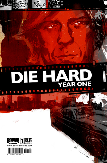 Die Hard Year One #1