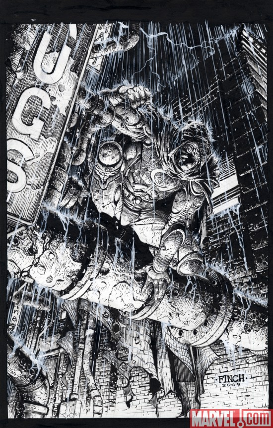 Vengeance of the Moon Knight #1 New Printing