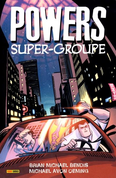 Comic Box Virgin #58 – Powers T.4