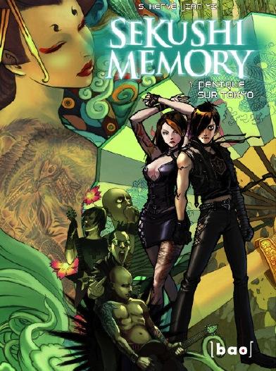 Sekushi Memory sort ce 10 novembre !