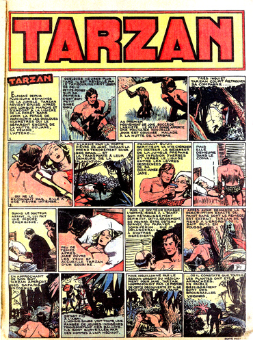 Tarzan n° 1