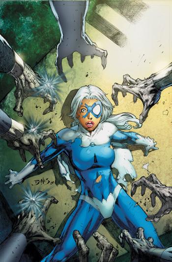 Blackest Night: Teen Titans #3