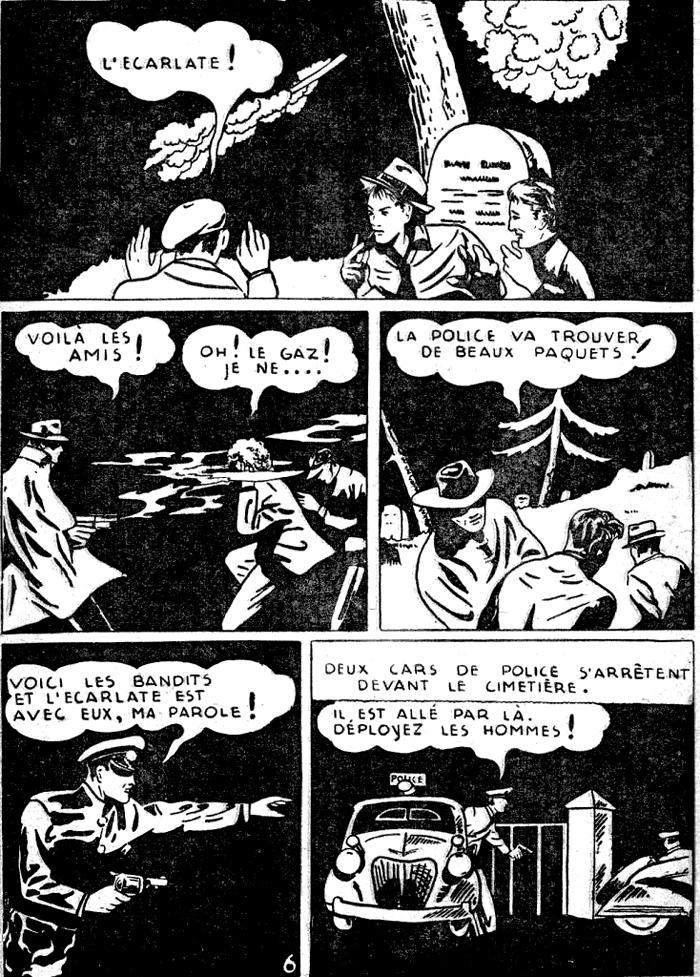 Le Vengeur Ecarlate 3
