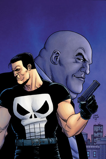 Punisher Max #1