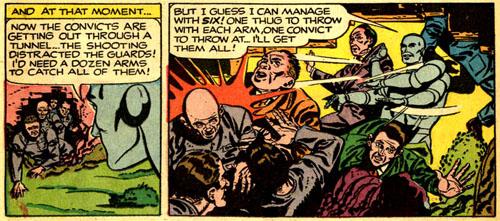 Robotman, héros du multi-tâche ?