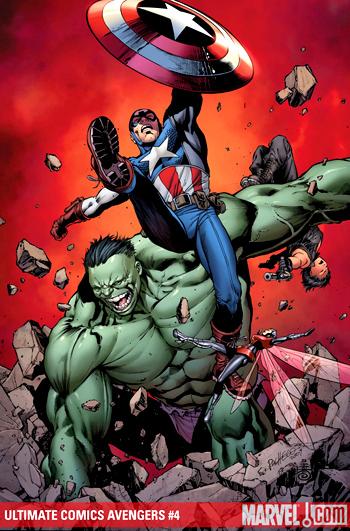 Ultimate Avengers #4