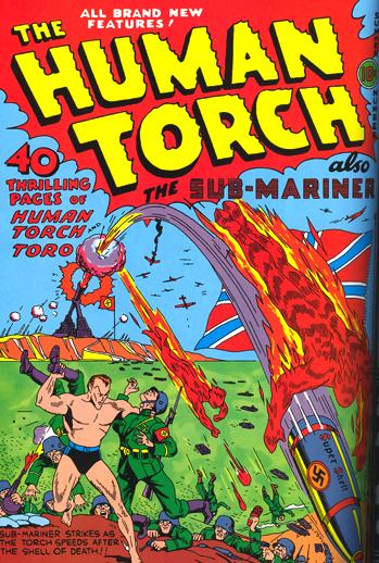 Human Torch #5a (1941)