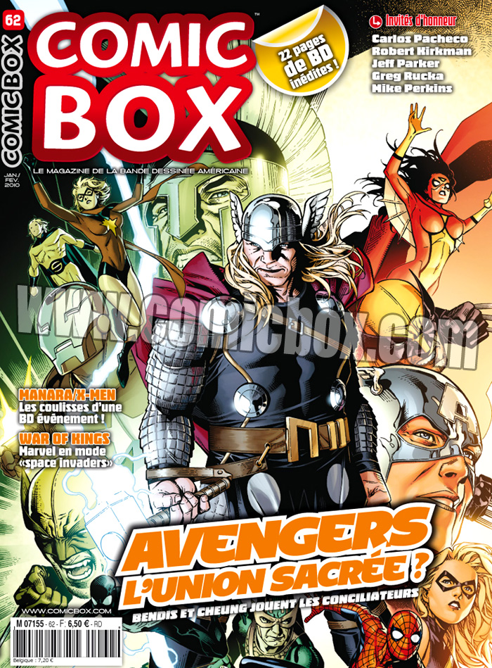 Comic Box #62