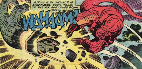 Oldies But Goodies: Devil Dinosaur #1 (Avril 1978)