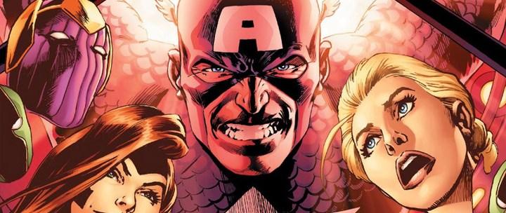 Avant-Première VO: Review Captain America #6