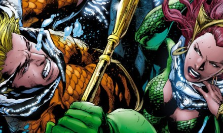 Avant-Première VO: Review Aquaman #4