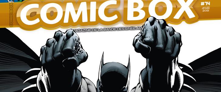 Preview: Comic Box #74
