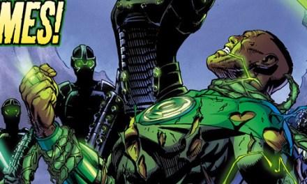 Avant-Première VO: Review Green Lantern Corps #4