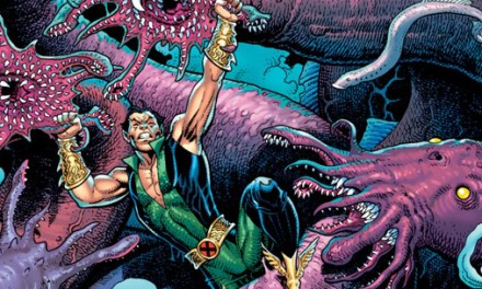 Avant-Première VO: Review Fear Itself: The Fearless #4