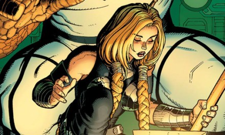 Avant-Première VO: Review Fear Itself: The Fearless #5