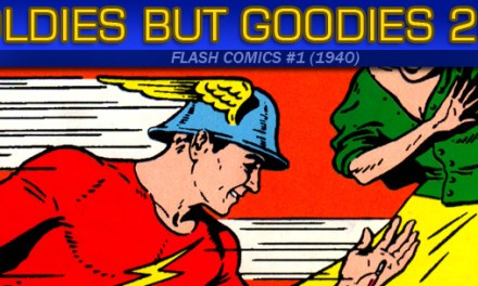 Oldies But Goodies: Flash Comics #1 (1940)