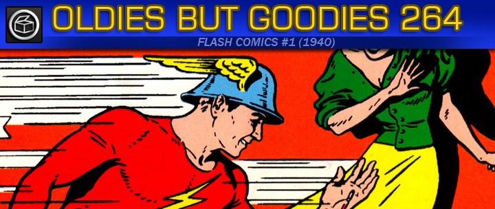 Oldies But Goodies: Flash Comics #1 (1940)