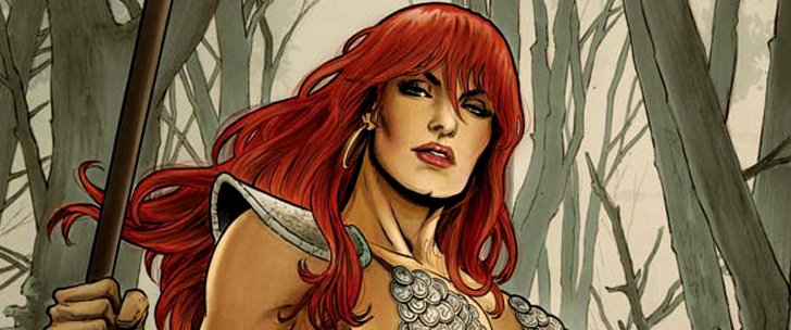 Preview: Red Sonja #60