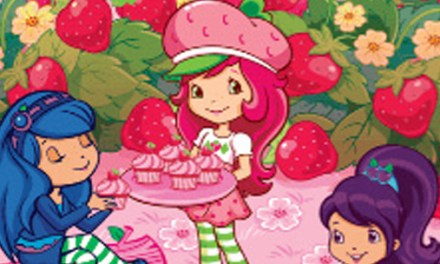 Strawberry Shortcake Celebrates 30 Sweet Years with First-Ever Digital Comic App