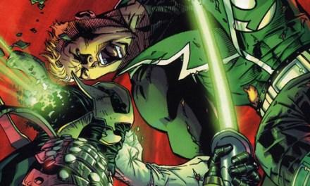 Avant-Première VO: Review Green Lantern Corps #5