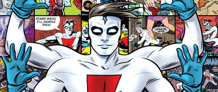 Preview: Madman: 20th Anniversary Monster! Hardcover