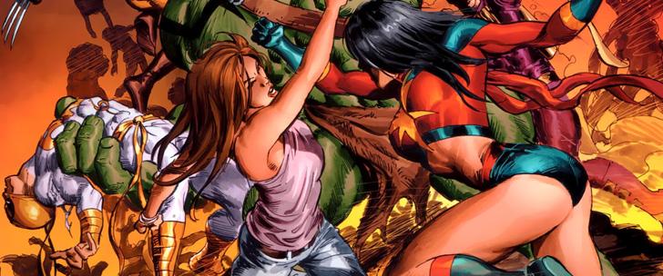 Avant-Première VO: Review New Avengers #20