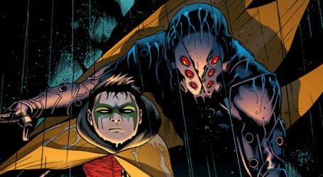 Avant-Première VO: Review Batman & Robin #5