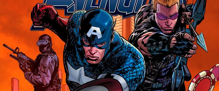 Avant-Première VO: Review Secret Avengers #21.1