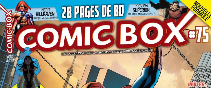Preview: Comic Box #75