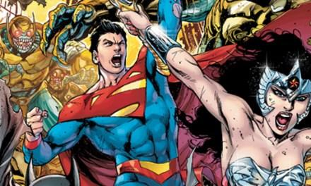 DC Comics In May 2012: DC Universe