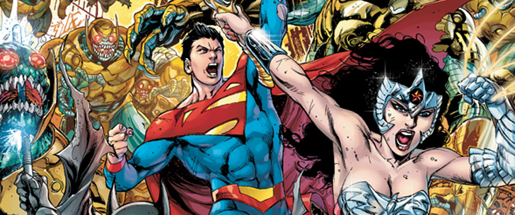 DC Comics In May 2012: DC Universe