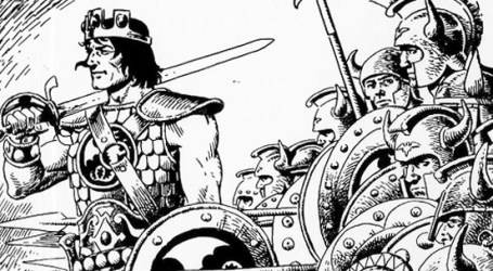 Disparition du dessinateur John Severin (1921-2012)