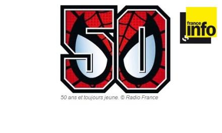 Comic Box sur France Info