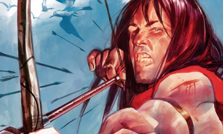Avant-Première VO: Review Conan The Barbarian #2